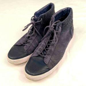 Original Penguin Breaker Hi Top Sneakers Shoes 13